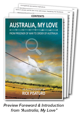 Preview Chapter 1 from Australia, My Love